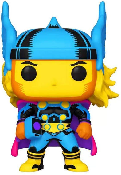 Marvel Funko POP! Black Light - Thor