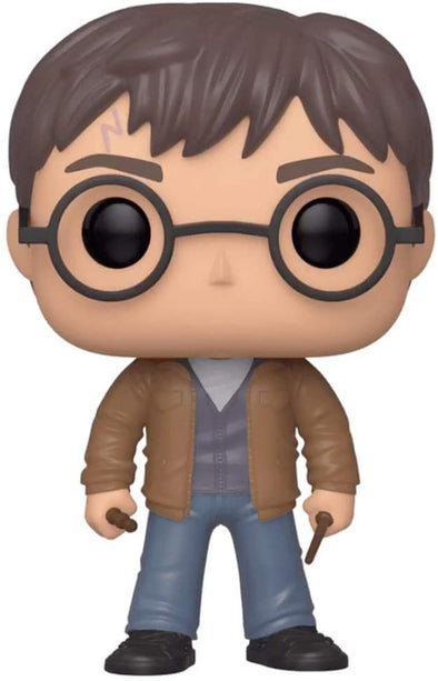 Funko POP! Harry Potter - Harry with Two Wands (Special Edition)