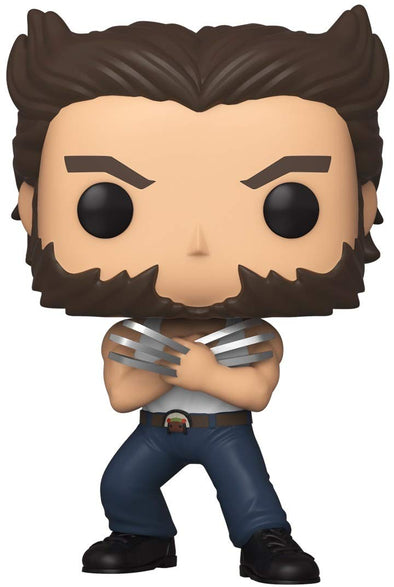 Funko POP! Marvel: X-Men 20th - Wolverine in Tank Top