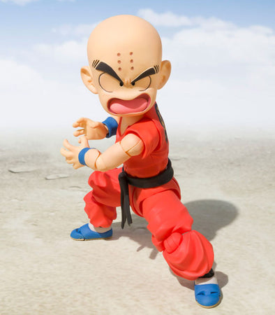 S.H.Figuarts Dragon Ball Krillin (Childhood)