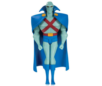DC Direct Justice League Animated :  Martian Manhunter Action Figure