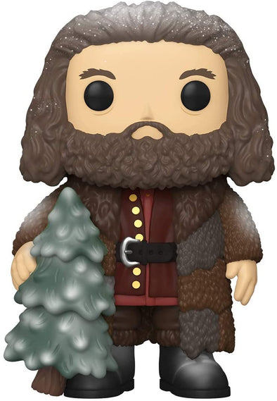 Funko POP! Movies: Harry Potter Holiday - Hagrid