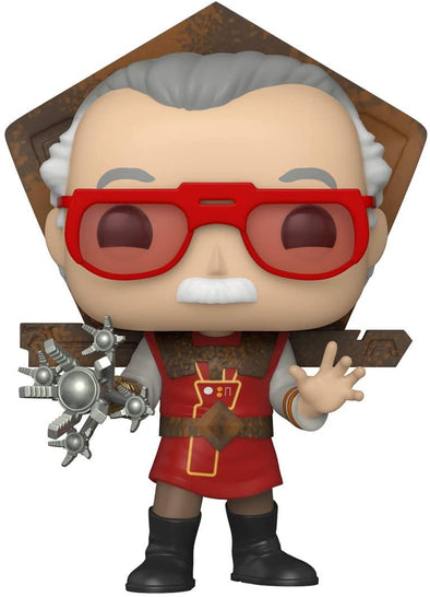 Funko POP! Icons: Stan Lee - Stan Lee in Thor Ragnarok