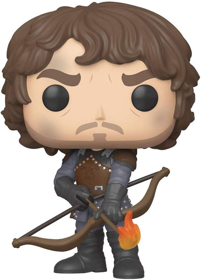 Funko POP! Game of Thrones: Theon Greyjoy with Flaming Arrows Pop! Vinyl Figure