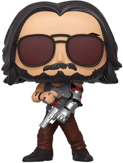 Funko POP! Games: Cyberpunk 2077 - Johnny Silverhand