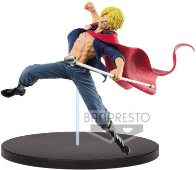 Banpresto One Piece World Figure Colosseum Sabo figure