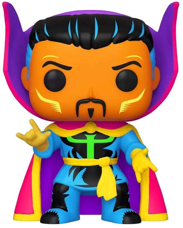 Marvel Funko POP! Black Light - Dr. Strange