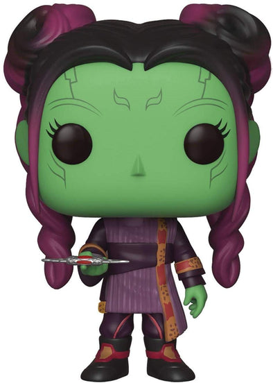 Funko POP! Marvel: Avengers Infinity War - Young Gamora with Dagger Vinyl Figure
