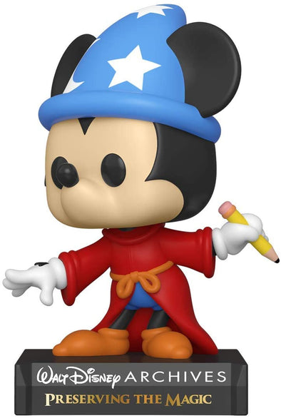 Funko POP! Disney: Archives - Sorcerer Mickey Mouse