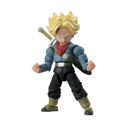 66 Action Dush Dragon Ball Super - Super Saiyan Trunks - Nerd Arena