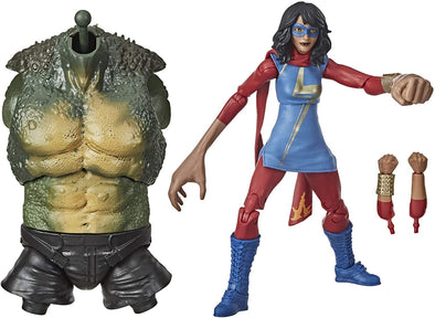 Hasbro Marvel Legends Gamerverse: Avengers - Ms. Marvel Action Figure