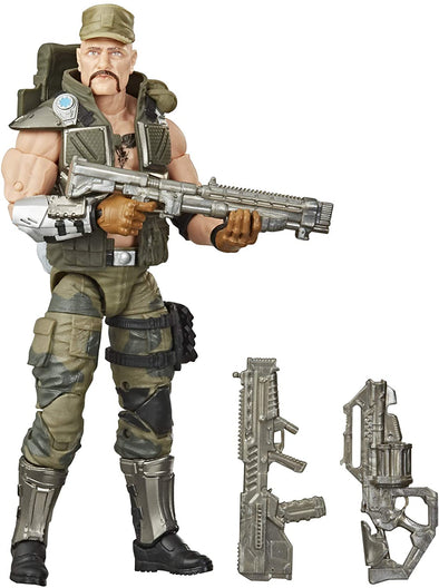 Hasbro G.I. Joe Classified Series Gung Ho Action Figure
