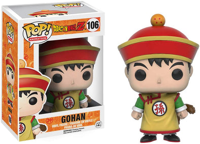 Funko POP! Animation: Dragonball Z - Gohan Vinyl Figure