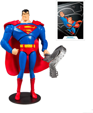 McFarlane Toys DC Multiverse Animated Superman Action Figure