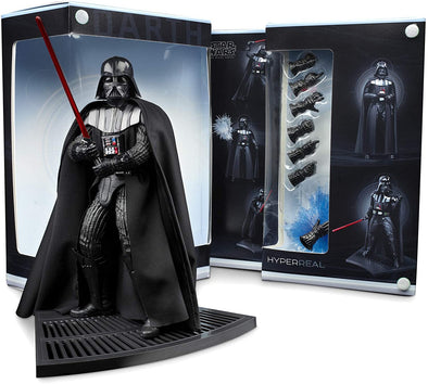 "Star Wars The Black Series Hyperreal Episode V The Empire Strikes Back 8""-Scale Darth Vader Action Figure"