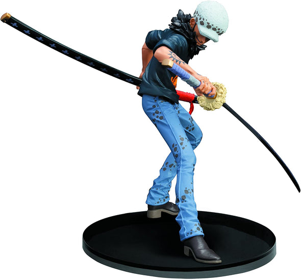 Banpresto One Piece Sculture BIG 3 Vol.6 Champion's Trafalgar Law