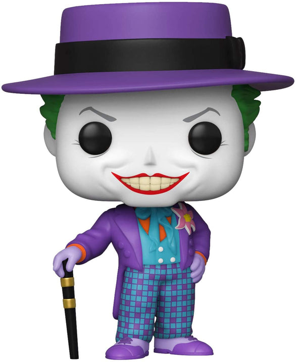 Funko POP! DC Heroes: Batman 1989 -Joker with Hat