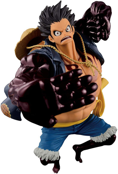 Banpresto  SCulture Big Zoukeio Special One Piece Gear Fourth Luffy
