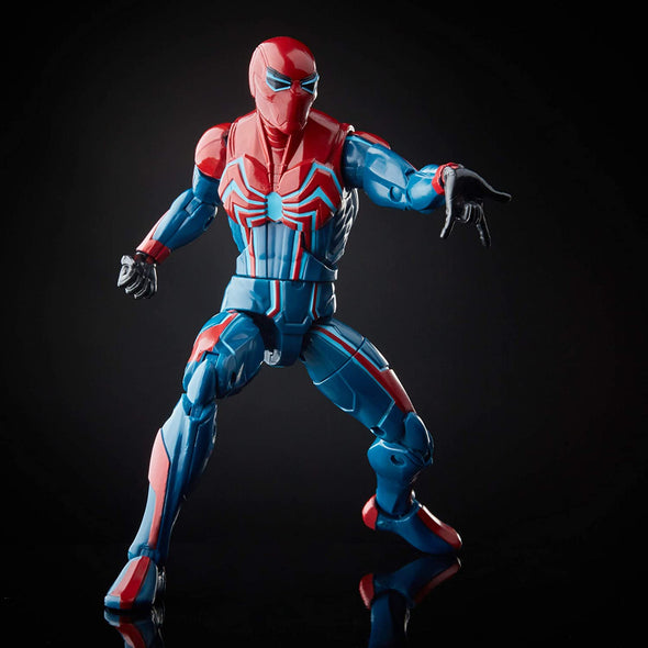 Hasbro Marvel Legends Demogoblin Wave : Spider-Man Velocity Suit Action Figure