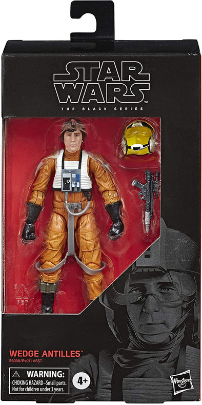 Star Wars The Black Series - Wedge Antilles