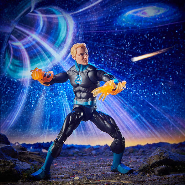 Hasbro Marvel Legends Series Fantastic Four - Human Torch Action Figure