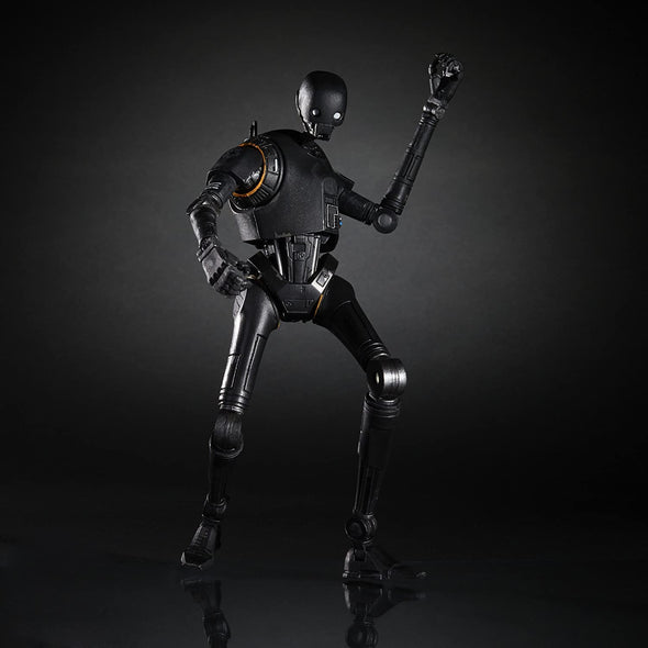 Star Wars The Black Series - Rogue One K-2SO
