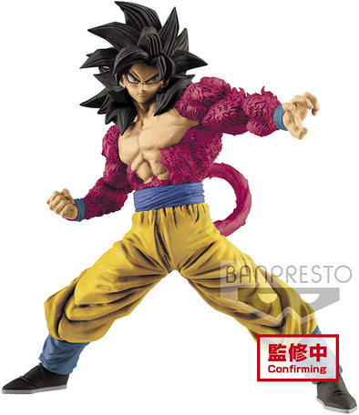 Banpresto Dragon Ball GT Full Scratch Super Saiyan 4 Son Goku