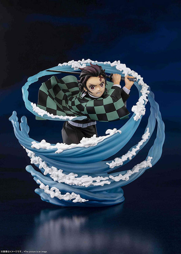 Tamashii Nations Figuarts Zero - Demon Slayer : Kamado Tanjiro - Breath of Water
