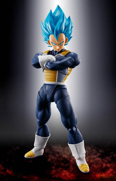 S.H.Figuarts Dragon Ball Super Super Saiyan God Super Saiyan Vegeta