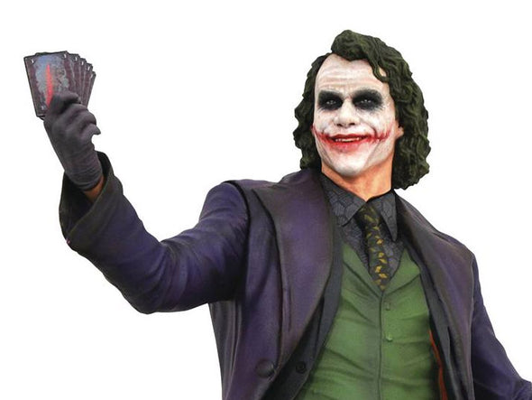 Diamond Select DC Gallery The Dark Knight - The Joker Figure