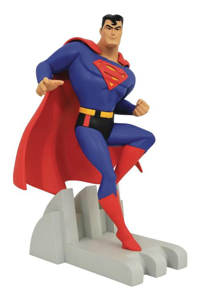 Justice League Animated Premier Collection Superman Limited Edition Statue