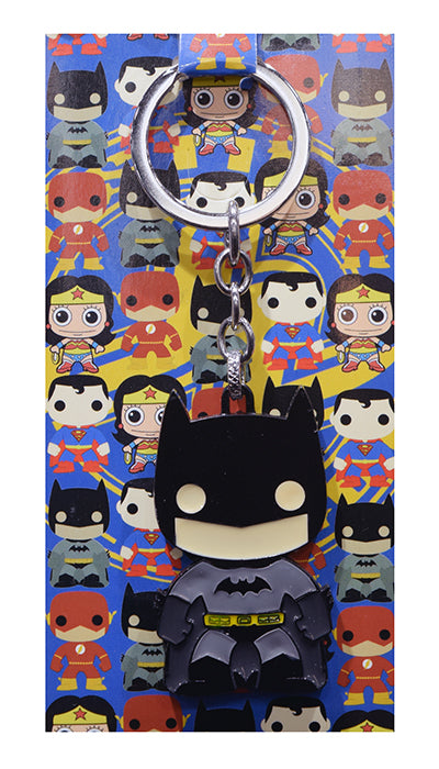 DC Comics Batman Chibi Die-Cast Metal Keychain