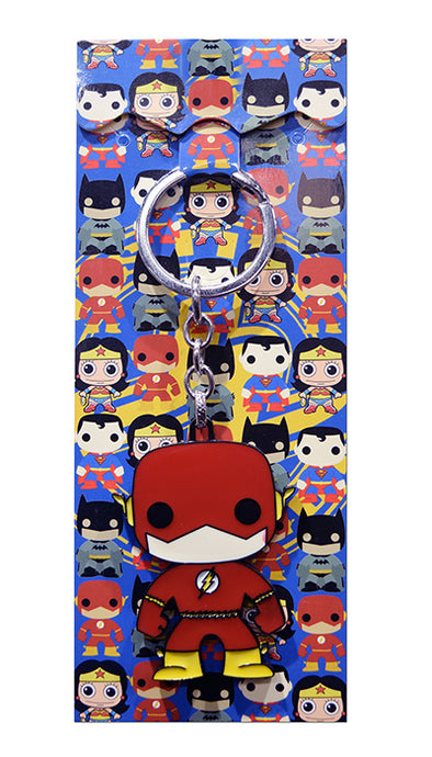 DC Comics Flash Chibi Die-Cast Metal Keychain