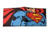 Comic Superman Rubber Wallet