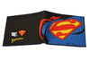 Comic Superman Rubber Wallet Style 1