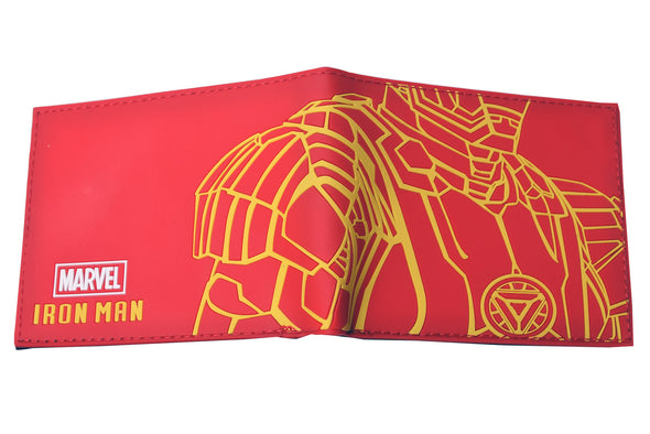 Iron Man Rubber Wallet Style 2