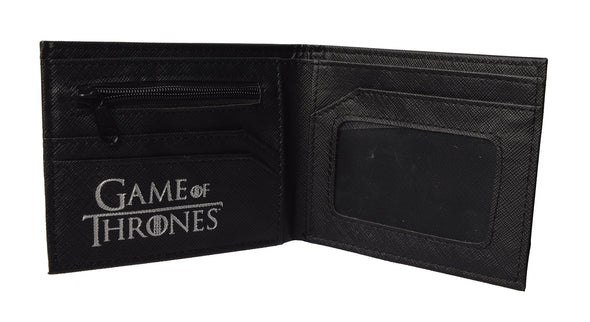 Game Of Thrones house Stark Rubber Wallet