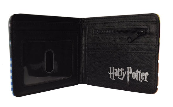 Harry Potter Hogwarts Crest House Symbols Wallet Style 1