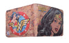 Wonder Woman Comic Wallet