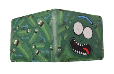 Rick & Morty Pickle Rick Wallet