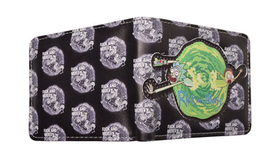 Rick & Morty Portal Wallet