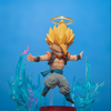 Banpestro Dragon Ball Super World Collectible Figure - Super Saiyan Gogeta with effects