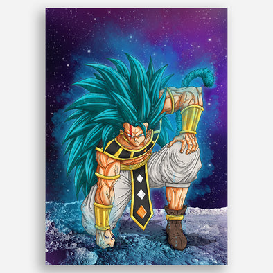 God Of Destruction Goku Poster