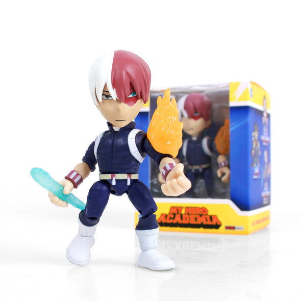 The Loyal Subjects - My Hero Academia : Shoto Todorki with Fire & Ice