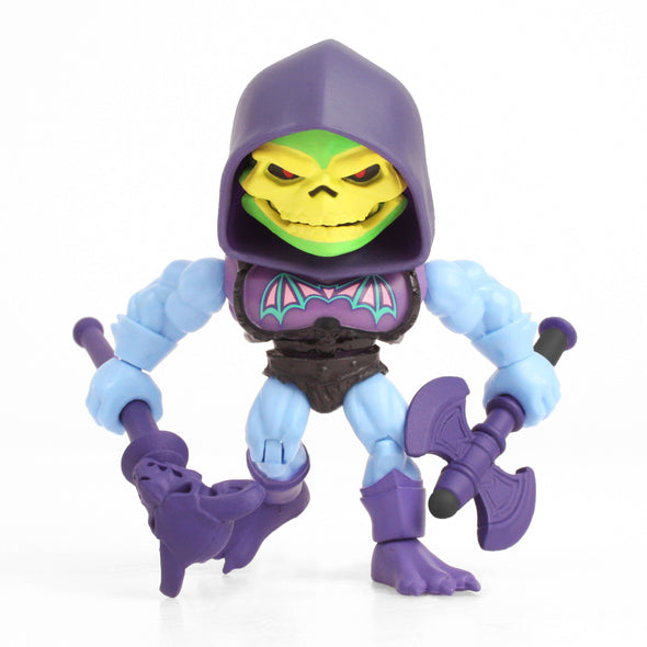 The Loyal Subjects - Masters Of The Universe : Battle Armor Skeletor with Power Sword, Ram Staff