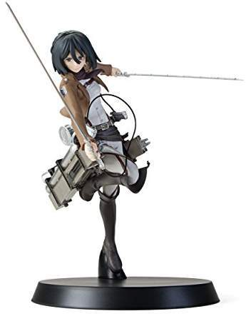 Attack on Titan Premium Figure Mikasa Ackerman 3-D Maneuver ver. - Nerd Arena