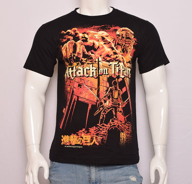 Attack On Titan Tshirt