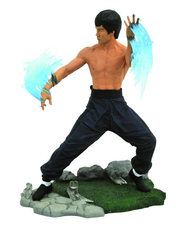 Diamond Select Gallery Bruce Lee Water statue