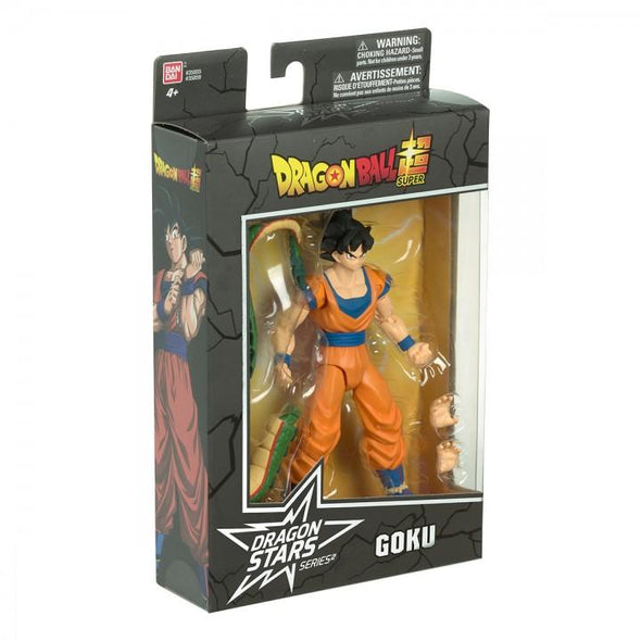 Bandai Dragon Stars Goku (Shenron: Build A Figure) - Nerd Arena