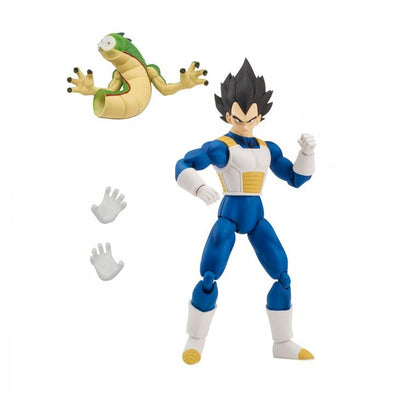 Bandai Dragon Stars Vegeta (Shenron: Build A Figure) - Nerd Arena